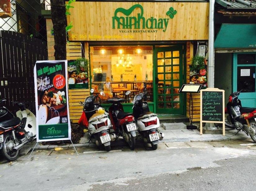 Một số địa chỉ chay ngon và rẻ mà bạn nên tới tại Hà Nội